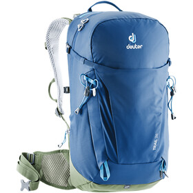Deuter Trail 26 Backpack Herr steel/khaki